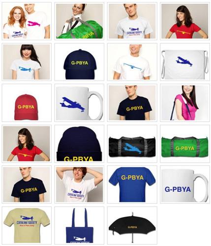 Catalina Society Apparel Now Available!